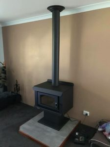 Convector Wood heater