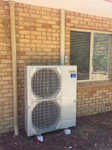 Outdoor Ducted Air Unit