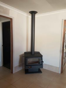 Rhapsody Wood heater