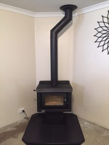 convector bends hearth