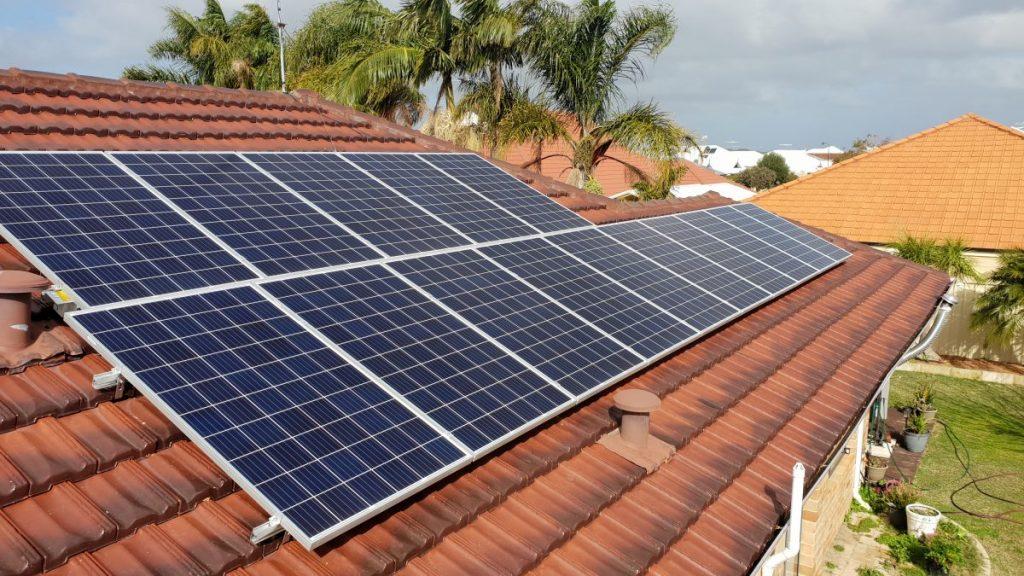 Installing Solar Panels Mandurah