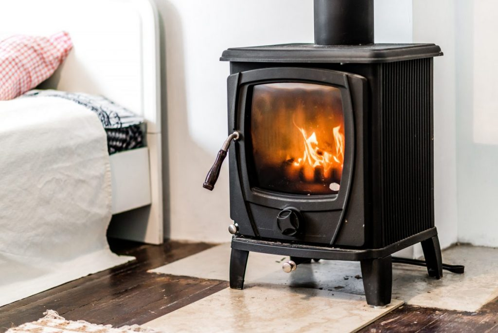 heat my home more efficiently with wood