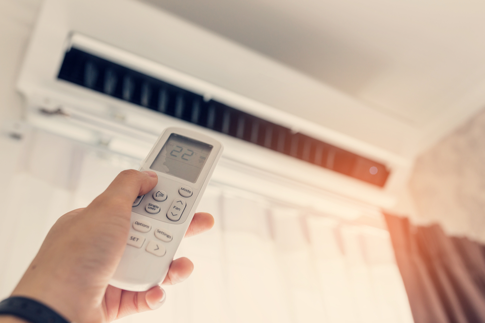 Is air conditioning cheaper than central heating