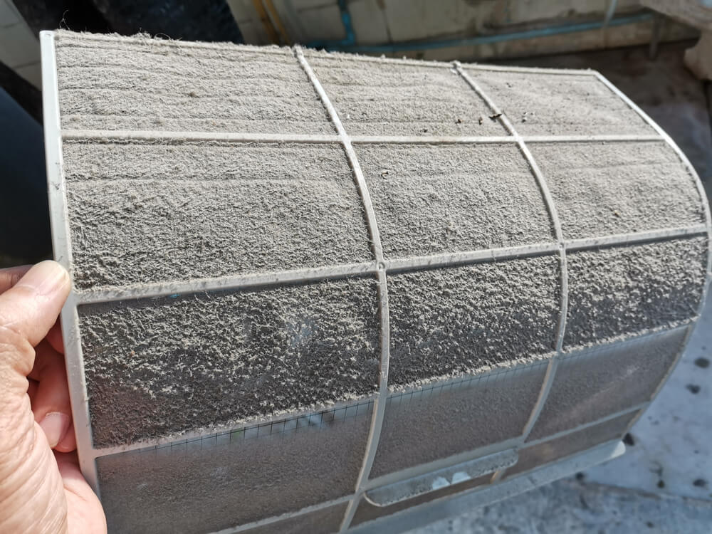 How often do air conditioner filters need to be changed