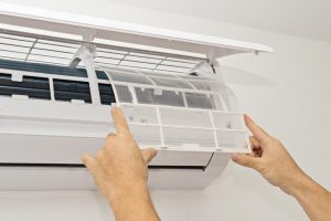 How to change ac filter