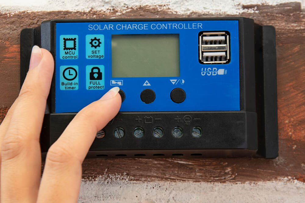 How to Reset Your Solar Controller