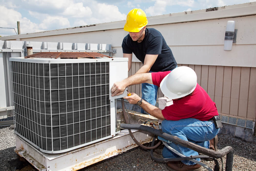 air con with a professional service