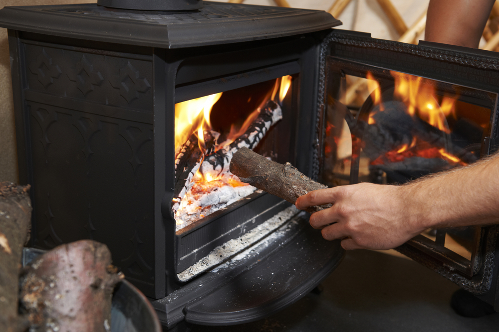 Is wood heating bad for the environment