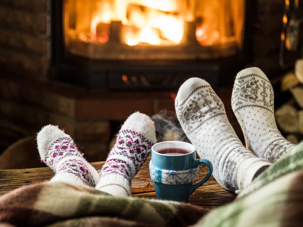 The Most Cost-Effective Way to Heat a Home With Wood Heating